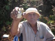 Dimitri der Dynamitfischer, Albanien 2010